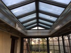Plafond-tendu veranda-preparation-iNove