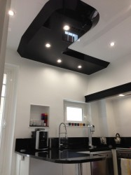Plafond-tendu-3D-cuisine-brillant-iNove®-Led