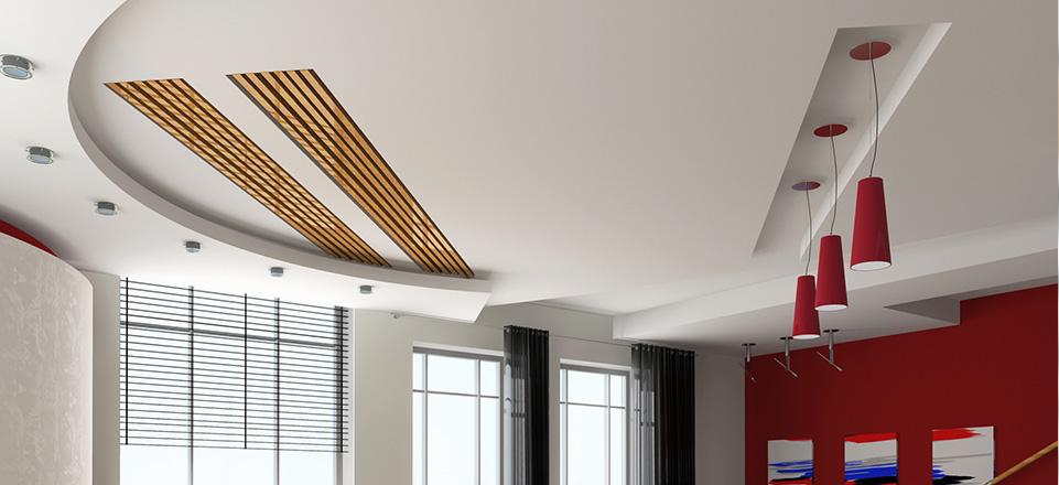I nove votre faux plafond design l 39 isle adam - Plafond heeft de franse ...